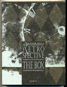 <DVD付>KATAN DOLL RETROSPECTIVE THE BOX
